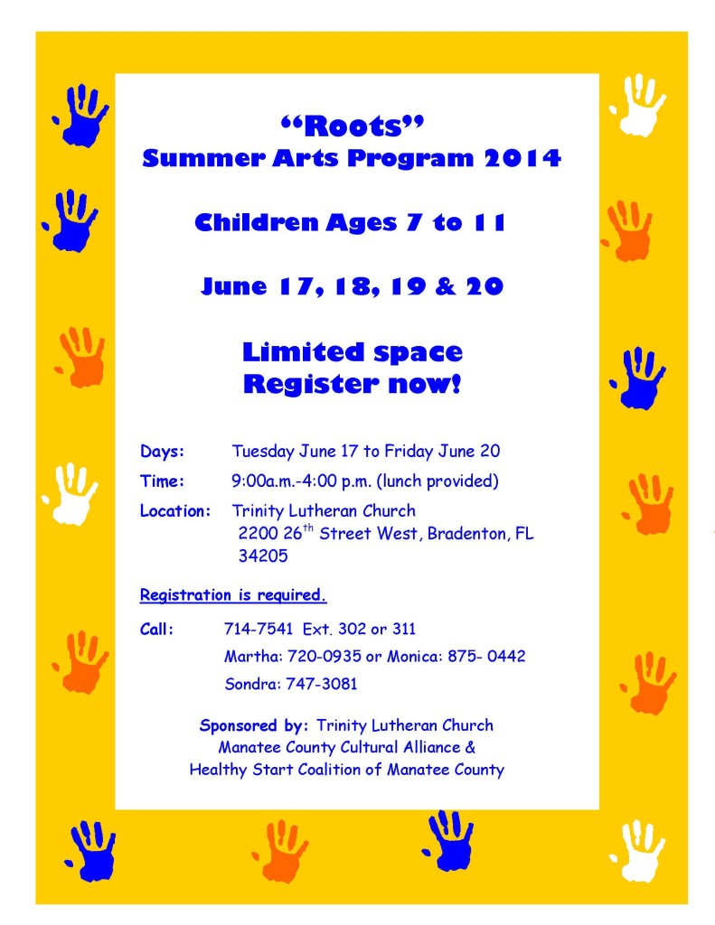 2014 Roots flyer English  Rummage Sale - Kids event_Page_2