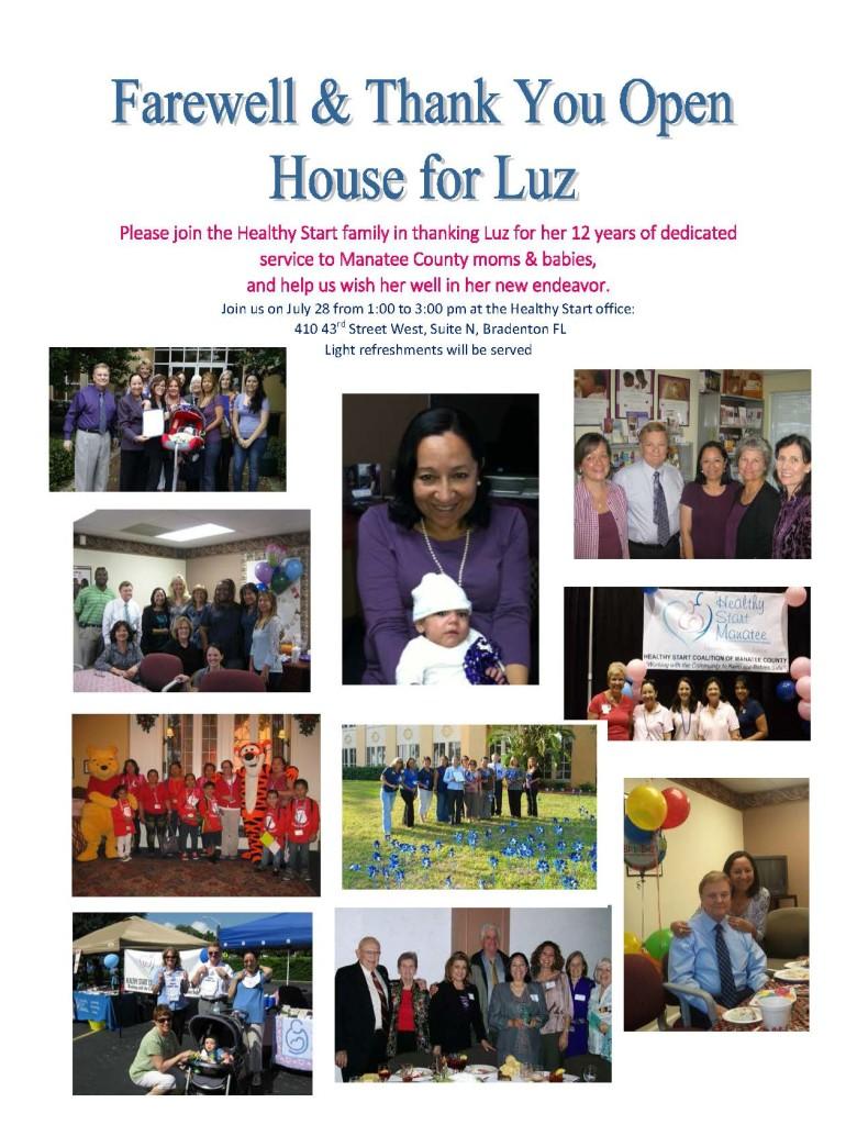 Luz Invite 2014